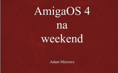 "e-Book ""AmigaOS 4 na weekend"""