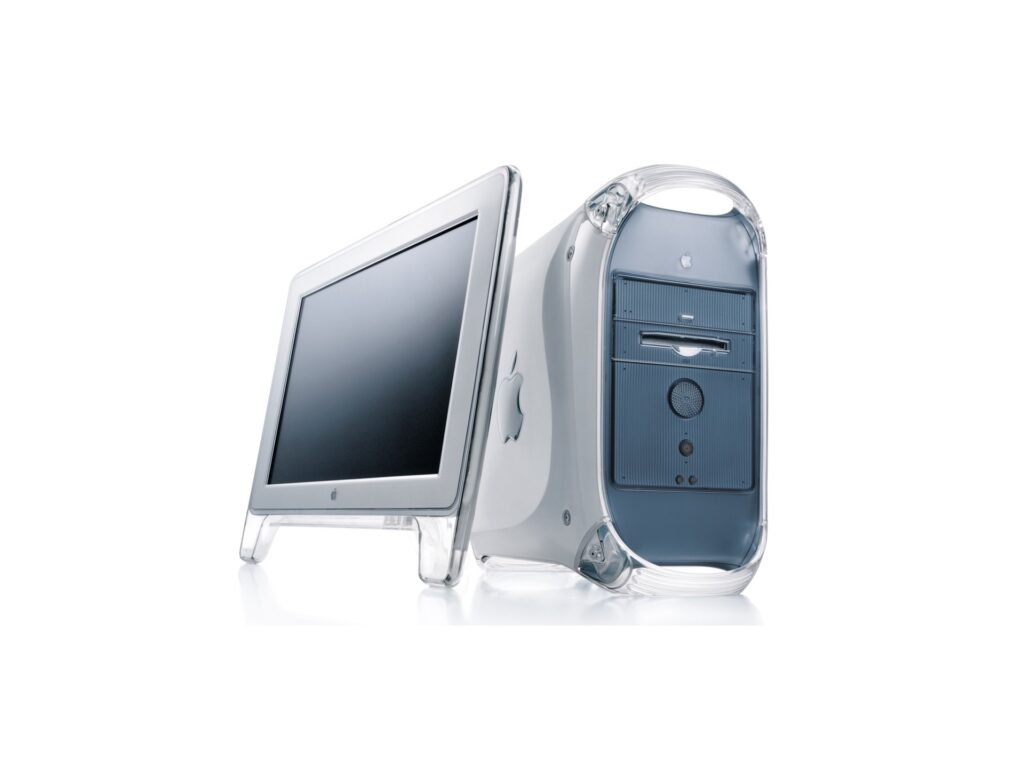 Power Mac G4 AGP Graphite